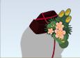 迎春しめ飾り【豊穣】の帽子.png