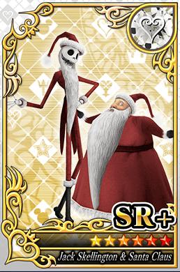 ジャック&サンタクロース