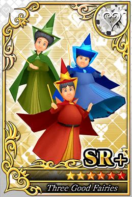 3人の妖精