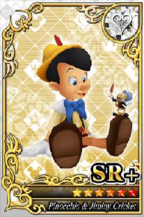 ピノキオ&ジミニー