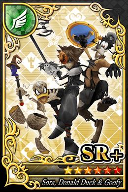 ソラ&ドナルド&グーフィー SR+ №1121.png