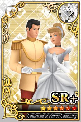 シンデレラ&王子