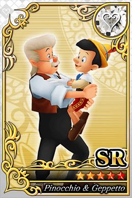 ピノキオ&ゼペットじいさん
