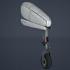 LY-10 小型ランディングギア