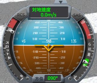 姿勢指示器