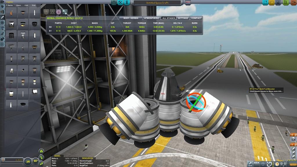 ロケット設計技術/FPtS - Kerbal Space Program AAR Wiki*