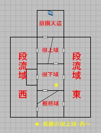 二層高層のマップ