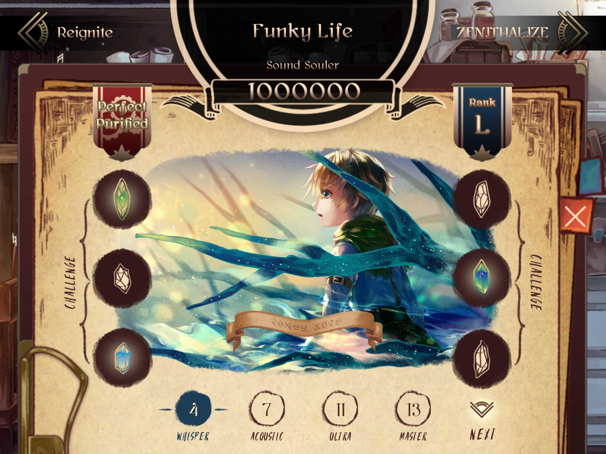Funky life lanota wiki funky lifeg voltagebd Images