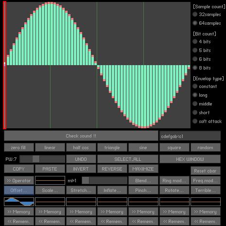 WaveShapeEditor