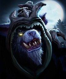 Bahra the Witchwolf