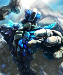 Blue Golem