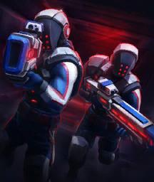 Plasma Marines
