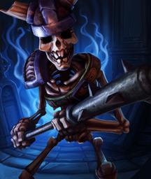 Undying Skeleton