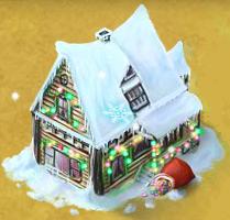 サンタ・クロースの家