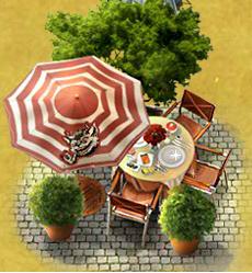 サマーカフェ