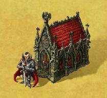 吸血王の城
