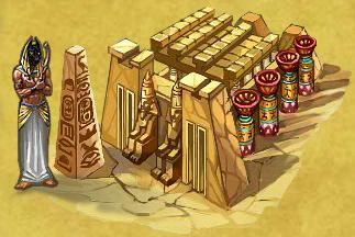 アヌビスの古墳