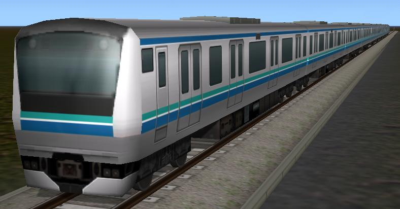 E233系りんかい線風色 .PNG