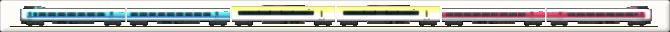 381系+近鉄23000系
