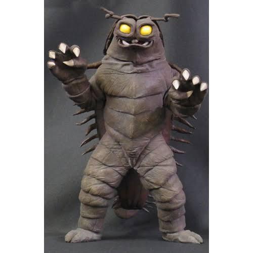 光熱怪獣キーラは第38話「宇宙船救助命令」に登場