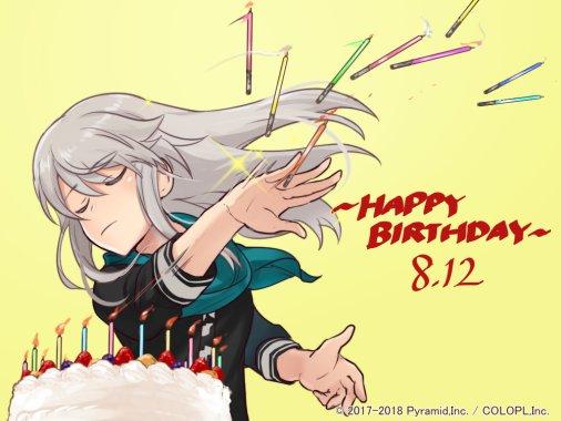 真理さんお誕生日おめでとうございますっス!!お祝いのイラストが届いてるっスよ