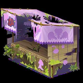 屋台(カタヌキ)