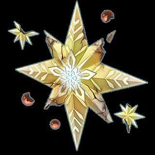 星精の飾り