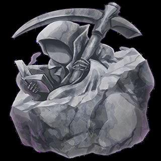 死神像(上級)