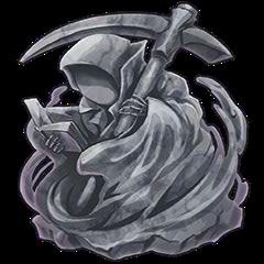 死神像(中級)