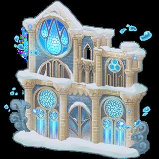 水精の外壁