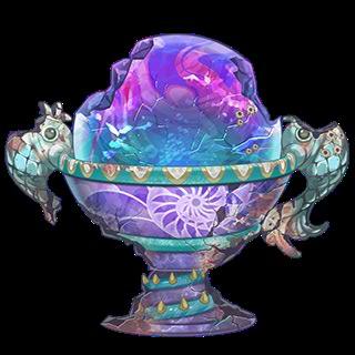 深海の宝玉