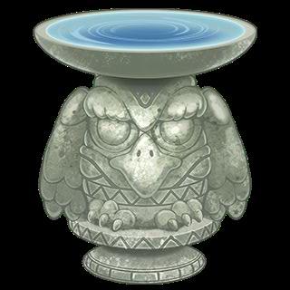 湧水の神像