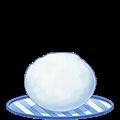 白のだるま(初級)