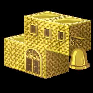 金の建材・備蓄