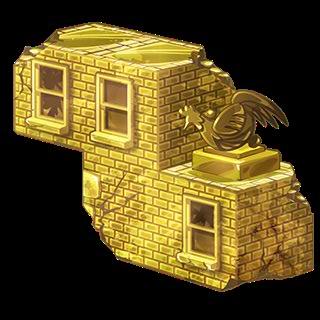 金の建材・生産