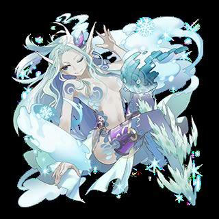 雪の大精霊
