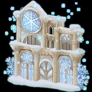 雪精の外壁