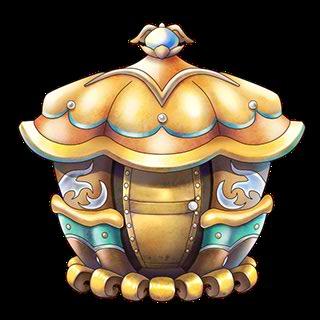 魔法の籠車