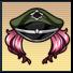パピルスの軍帽緑.png