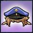パピルスの軍帽(青).jpg