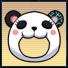 パンダのヘッドレム.JPG