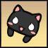 猫ヘアピン黒.png