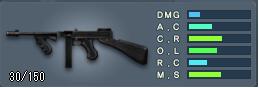 TOMMY GUN(Custom)