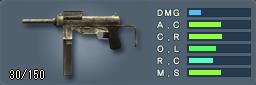 M3 GREASEGUN(デザート)