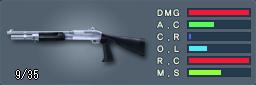 M3 SUPER90(シルバー)
