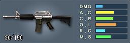 M4A1(シルバー)