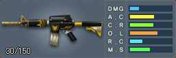 M4A1(ワシ)