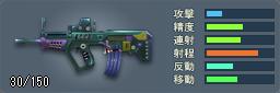 TAR-21(ゾンビ)