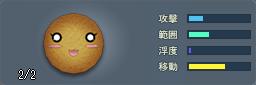 変身?!クッキーボム