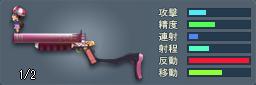 注射銃(SOUL WEAPON I)
